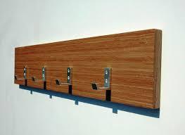 modern wall coat rack image of modern wall mounted coat rack mid century modern coat rack