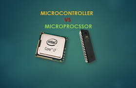 Difference Between Microprocessor And Microcontroller In