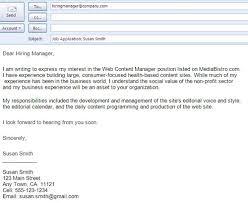 Elegant Job Application Email Cover Letter 80 For Your Structure A Cover  Letter with Job Application Email Cover Letter