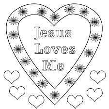 Free valentines day coloring page to download, for children. Valentine S Day Printable Coloring Pages Cute Printable Christian Preschoolers Adults Cards Heart