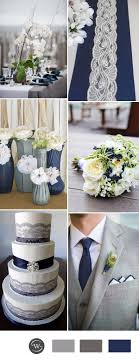 Stunning Navy Blue Wedding Color Combo Ideas for 2017 Trends ...