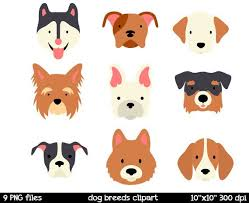dog face clipart. Perfect Dog Dog Breeds Clipart Face Clipart Husky By SorbetBox Throughout R