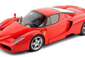 Bbr Models Ferrari F140 Enzo Red First Edition Scuderiamodelli By Robert