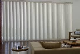 image of laminate floor blinds for sliding glass doors
