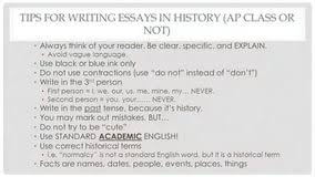 ap us history essay question answers cloning essay outline ap us history essay question answers