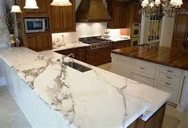 image of calacatta gold marble countertops ideas