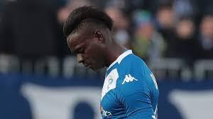 Mario Balotelli sent off for Brescia after seven-minute ...