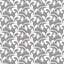 Vintage Floral Background Classic Stock Vector