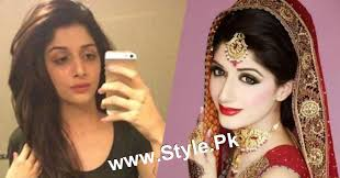 top 13 stani celebrities with and without makeup 9