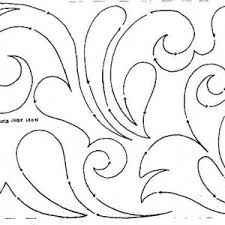Edge-to-Edge Pantograph Patterns   Product categories   MeadowLyon ... & Psychedelic 10″ Edge to Edge Pantograph #2305 Adamdwight.com