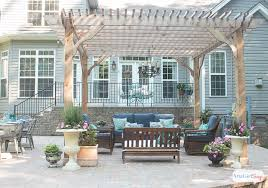 patio decorating ideas. Perfect Patio Patio Decorating Ideas See How We Transformed Our Boring Back Yard With The  Addition Of A For Patio Decorating Ideas T