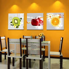 ep hk 3 pcs wall art canvas paintings modern fruit picture home decor wall dec