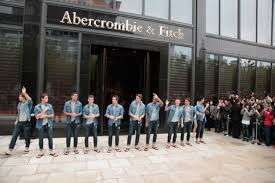 Fashion And Religion Clash At Abercrombie Bloomberg