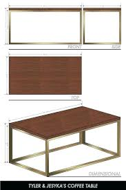 coffee table dimensions coffee table dimensions coffee table dimensions in cm standard size full of height