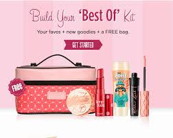 get deluxe sles of it s potent and puff off when you use code brighten at checkout valid until 31 05 15 build your own custom makeup kit and get two