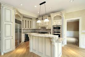Antique Kitchen Design Property Impressive Decorating