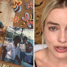 Margot Robbies zeigt Fotos ihrer Kindheit und richtet bewegenden Aufruf an  ihre Fans