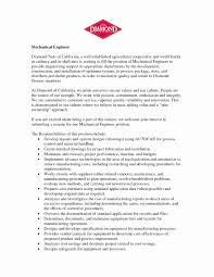 Hvac Technician Resume Samples Hvac Cover Letter Inspirational Sample Technician Resume Examples 23