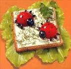 Бутерброды которые могут сделать дети