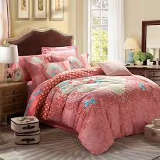 embroidery bedding sets ebeddingsets pink fl design full grey duvet cover king size comforter beddings plum
