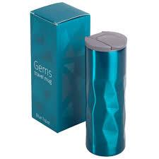 Термокружка <b>gems blue topaz</b> синий <b>топаз</b>
