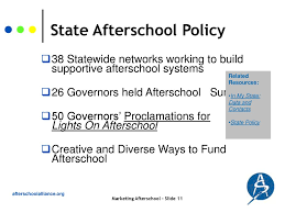 Lights On Afterschool Facts Marketing Afterschool Ppt Download