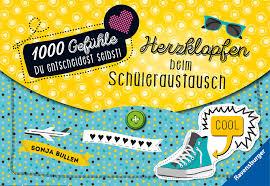 1000 Gefühle Herzklopfen Beim Schüleraustausch Von Bullen Sonja L