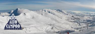 Resultado de imagen de estacion esqui alto campoo