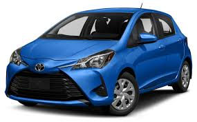 2018 Toyota Yaris for sale in Edmonton