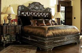 king bed leather headboard. Simple Headboard Leather Headboard King Size In Bed