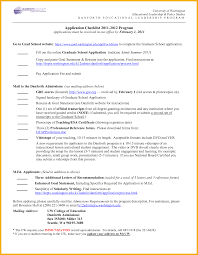 4 Curriculum Vitae Examples Grad School Bursary Cover Letter