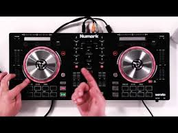 numark mixtrack pro 3 tutorial walk through