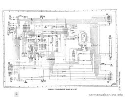ford sierra 1988 2 g wiring diagrams workshop manual