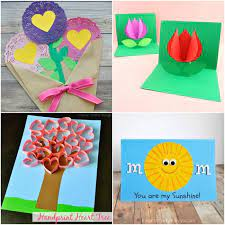 So many great mother's day ideas that kids can make! Mother S Day Craft Ideas For Kids I Heart Crafty Things
