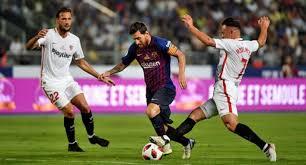 Sevilla barcelona live score (and video online live stream) starts on 27 feb 2021 at 15:15 utc time in laliga, spain. Sev Vs Bar Dream11 Prediction Sevilla Vs Barcelona Best Dream 11 Team For La Liga 2019 20 The Sportsrush