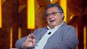 ماجد الكدواني يتحدث عن علاقته بـ كريم عبد العزيز..عشرة عمر وبكون مرتاح وانا  بتكلم معاه#سهرانين - YouTube