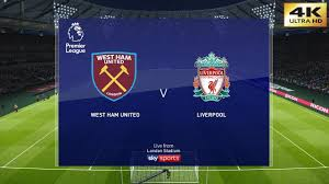 PES 2020 (PC) West Ham United vs Liverpool | REALISTIC PREMIER LEAGUE  PREDICTION | 29/01/2020