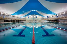 Olympic Swimming Pool South Korea