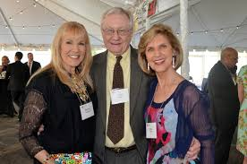 Honor Dr. Larry Thompson & Celebrate 85 Years - Patricia Laughlin with John  and Myrna Welch | Your Observer