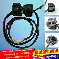 1 pair black handlebar switch control wire harness for harley black motorcycle control switches 1 handlebar 29 wire harness for harley xl883