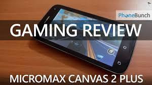 Micromax A110Q Canvas 2 Plus Gaming ...