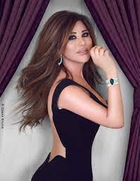 """Najwa Karam on Twitter: """"💜 #احتفالية_نجوى_روتانا… """""""
