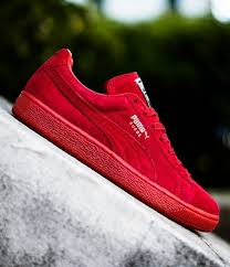 puma shoes red. possibly a tad too much . puma shoes red g