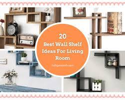 20 best wall shelf ideas design for