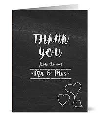 Tarjetas De Agradecimiento Para Boda Con Sobres Tarjetas De