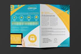 brochure it services brochure template new it services brochure template full size