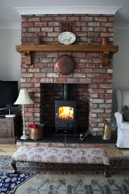 Brick Fireplace Designs Uk Pioneer In Feature Brick Fireplace Stoves And Flues N