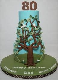 80th Birthday Cakes 25 Fabulous Birthday Cake Ideas For Men Women