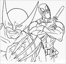 Click the deadpool coloring pages to view printable version or color it online (compatible with ipad and android tablets). Free Printable Deadpool Coloring Pages
