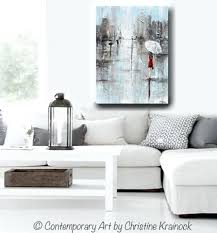large abstract art for living room modern fantasy fire and water canvas pictures oil paintings bedroom